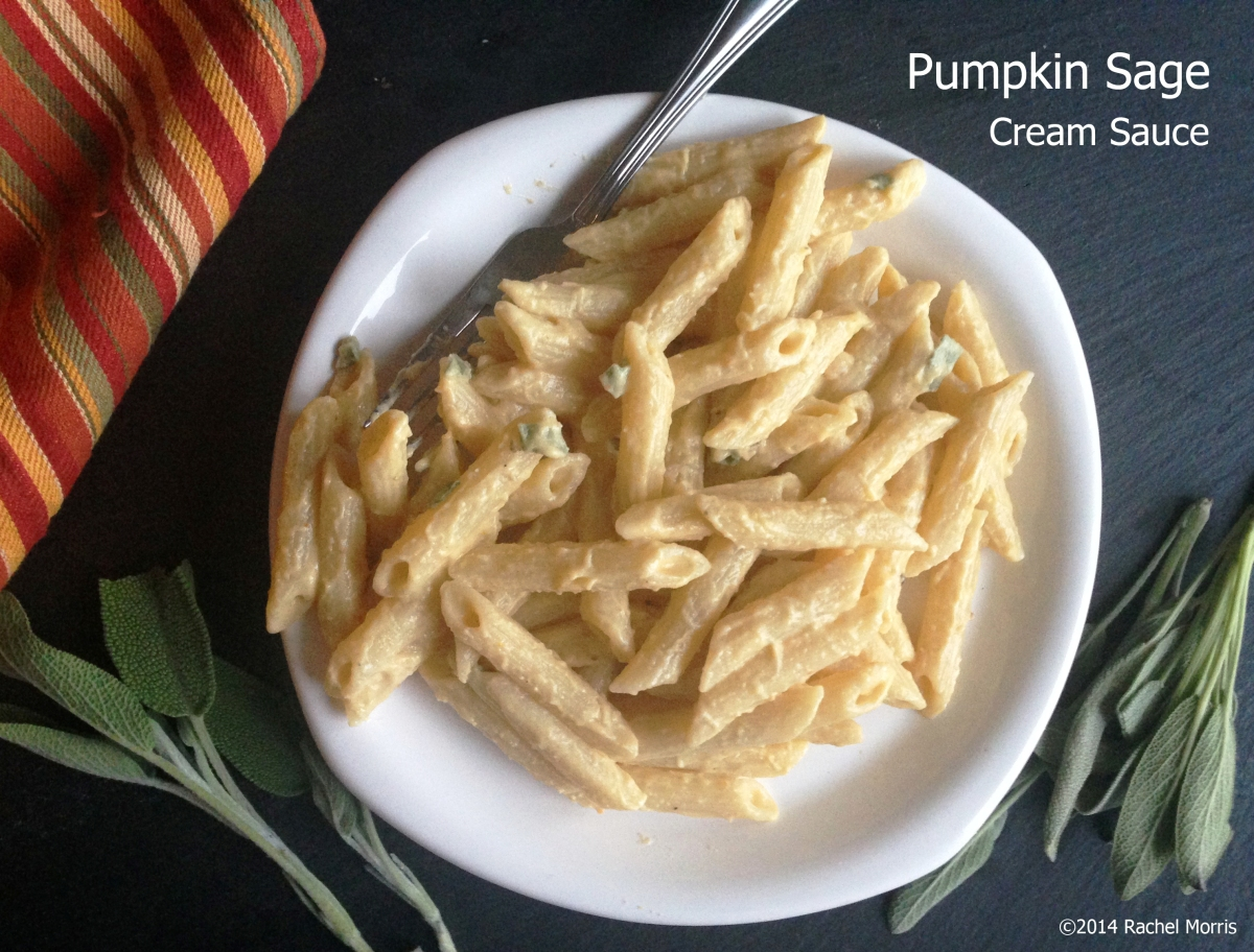 Pumpkin Sage Cream Sauce