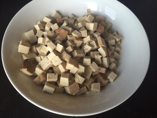 tofu-chopped