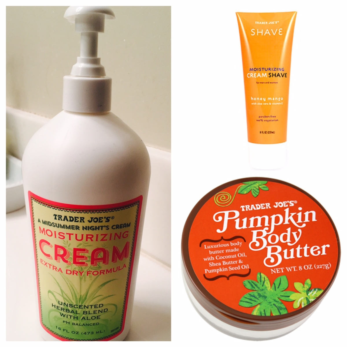 Fab Finds: Trader Joes Beauty Products